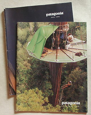 1998 Patagonia Catalogs – Spring and Fall