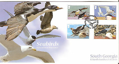 South Georgia & South Sandwich Islands First Day Cover 1
