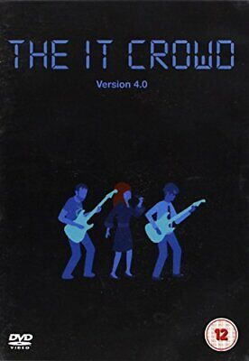 The IT Crowd - Complete Series 1-4 [DVD] [2006] - DVD  M8VG The Cheap Fast Free