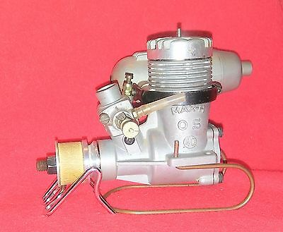 Model Airplane Engine O.s. 40 R/c Glow
