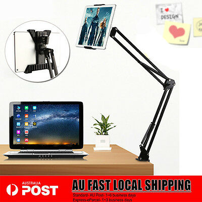 360 Rotating Desktop Stand Lazy Bed Tablet Holder Mount for iPad 1/2/3/4 Mini