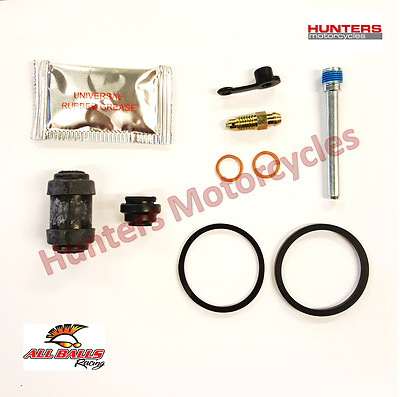 Honda CBR900RR Fireblade Rear Brake Caliper Seals Pin Repair Rebuild Kit