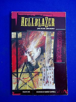 Hellblazer vol 1 Newcastle. Titan Paperback 1989.
