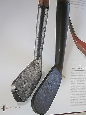 Golf Early Thick Bladed Iron from Leith Links Edinburgh 1780-1800