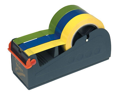 PD351 Multi Roll Bench Tape Dispenser for Three 25mm or One 75mm Adhesive Tapes