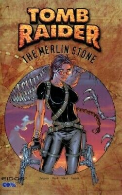 Tomb Raider: The Merlin Stone : Merlin Stone Vol 2 by Park, Andy Paperback Book