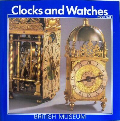 Clocks and Watches (Introductory Guides) by Tait, T. Paperback Book The Cheap