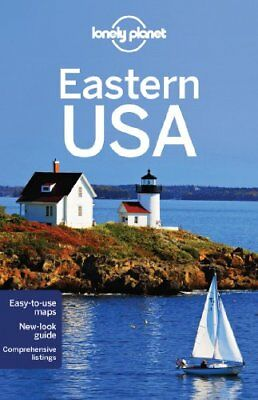 Lonely Planet Eastern USA (Travel Guide), Vorhees, Mara Book The Cheap Fast Free