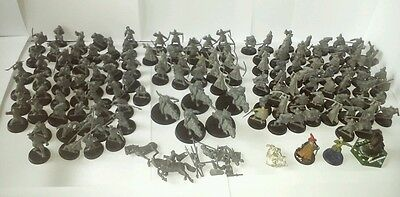 Lord of the rings warhammer army over 126 models