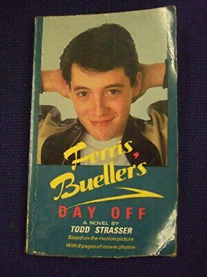 Ferris Bueller's Day Off by Strasser, Todd Paperback Book The Cheap Fast Free