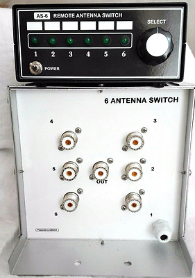 Commutatore Di Antenna Antenna Switch As6 Vie