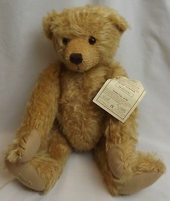 "Modern Ltd. Ed. 17"" Dean's Artist Mohair Teddy Bear 'branigan Jnr' Frank Webster"