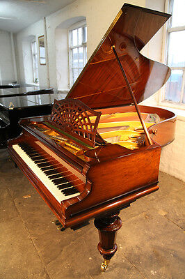 Restored, 1908, Bechstein Model B grand piano in rosewood. 0% finance available