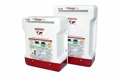 Sterling PCU1230 Marine Battery Charger Power Pro Charge Ultra 12V 30A  VS8