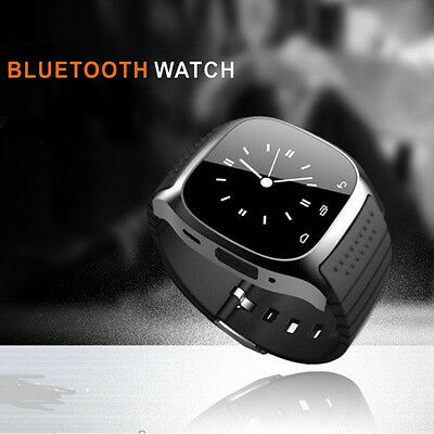 Bluetooth Touch Smart Wrist Watch Phone Mate Bracelet Orologio Per Android Tele