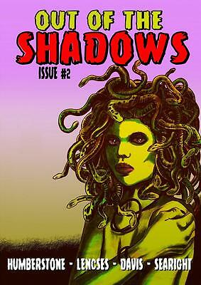 226 OUT OF THE SHADOWS #2 Rainfall chapbook. Weird horror stories