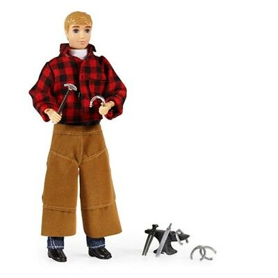 Breyer Breyer Farrier With Blacksmith Tools