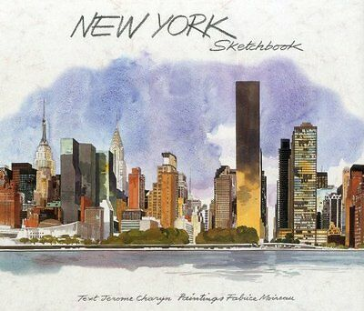 "New York Sketchbook ([""Fabrice Moireau"",""Jerome Charyn""]) 