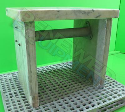"Marble Anti-Vibration Isolation Table L 24"" x W 35"" x H 31"" #14"