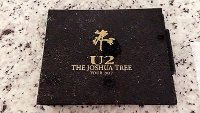U2 The Joshua Tree Tour 2017 Limited Edition VIP Book