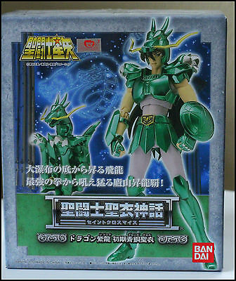 Saint Seiya BANDAI ASIA - Myth Cloth bronze type 1 dragon! ORIGINAL