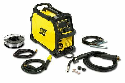 Esab Rebel Multi Process Welder Stick Mma Tig Mig 110V 230V