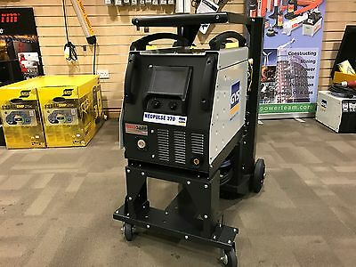 Gys Neopulse 270 Pulse Mig Welder Incl Trolley - Clearout Offer!