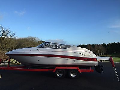 EDDTIDE 2200BR Bowrider Sports Ski Family Wake Boat Cruiser with low hours