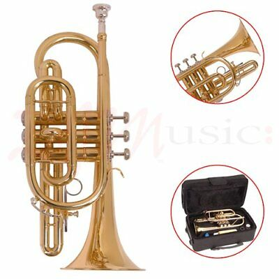 Odyssey Student Bb Cornet Outfit with Case