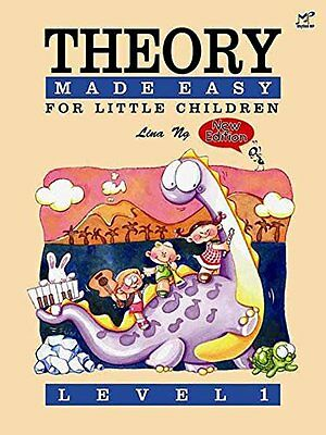 Theory Made Easy for Little Children Level 1 (Lina Ng)   Rhythm MP