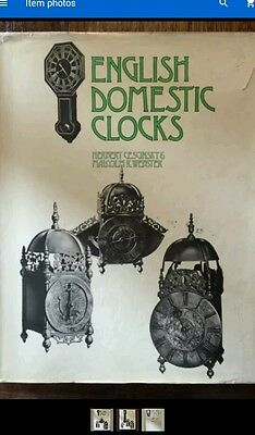 English Domestic Clocks By Herbert Cescinsky & Malcolm Webster 1969