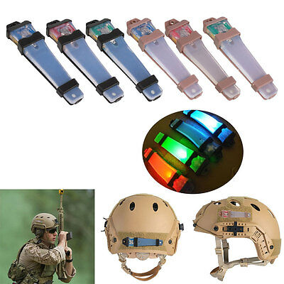 Tactical FMA Helmet Outdoor Safety Light LED Flashing for Airsoft Bike Driving