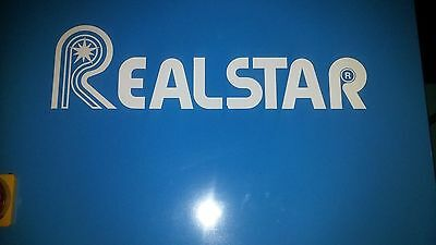 Real star DRY CLEANING MACHINE