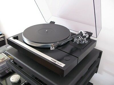 Thorens TD 321 + Power Supply + Rega and SME armboards