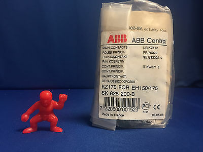 ABB Control Main Contacts KZ175 for EH150/175 SK 825 200-B