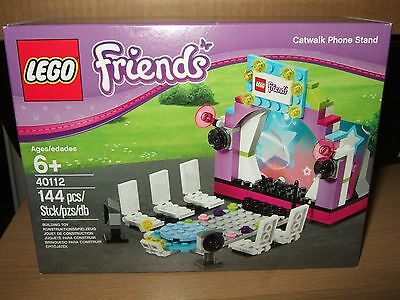 Lego Friends 40112 Catwalk and phone stand Brand new