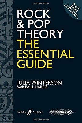 """Rock and Pop Theory: the Essential Guide ([""""Julia Winterson"""",""""Paul Harris""""])   F"""