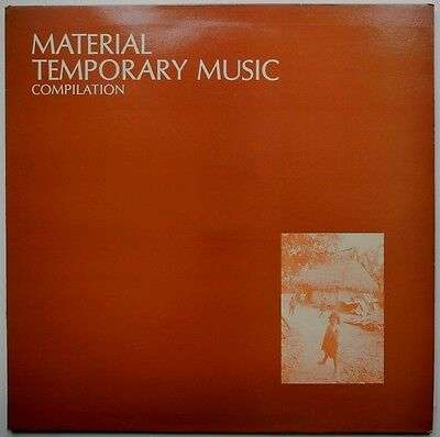 Lp Fr**material - Temporary Music Compilation (Celluloid '80)**24934