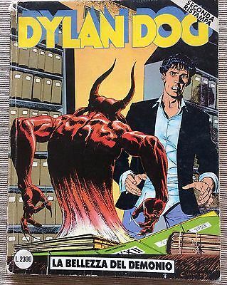 Dylan Dog 6 - La Bellezza Del Demonio - Seconda Ristampa - Bonelli - Offerta