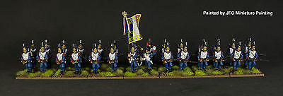 28mm Napoleonic French Old Guard Grenadiers