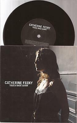 "Catherine Feeny ""Touch Back Down"" 7"" Vinyl  Picture Sleeve 2007"