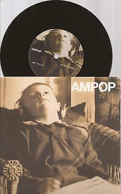 "Ampop ""My Delushions"" 7"" Vinyl Picture Sleeve Indie 2005"