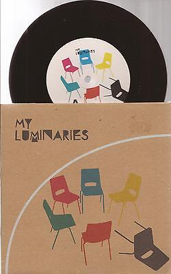 "My Luminaries ""Jumping The Great White"" 7"" Vinyl Picture Sleeve 2006"