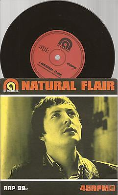 "Nic Armstrong ""Natural Flair"" 7"" Vinyl Pic Sleeve  2003"
