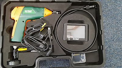 Extech BR250 Video Borescope/Wireless Inspection Camera Pre-Owned.Read note!