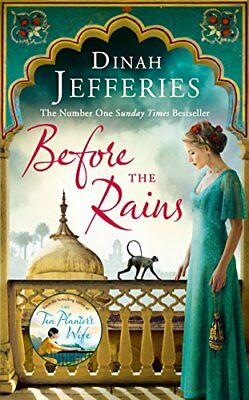 Before the Rains by Jefferies, Dinah Book The Cheap Fast Free Post
