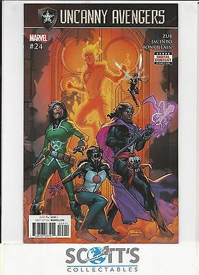 Uncanny Avengers  #24  New  (Bagged And Boarded)