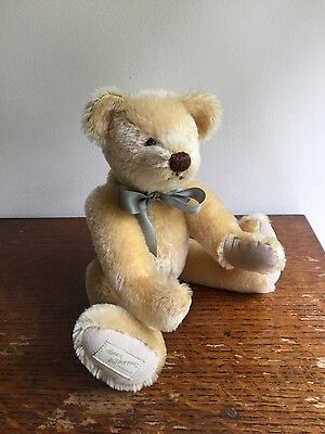 deans rag book 'hardy' teddy bear membership bear no 05801