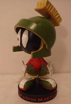 Marvin The Martian 1993 Warner Bros Store Classic Looney Tunes Bobbing Head Doll