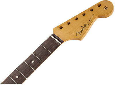 NEW Fender Stratocaster Replacement Neck Rosewood 21 Vintage 60s 099-1000-921